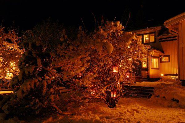 Joulu Ilorannassa